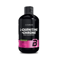 L-carnitine 35.000 + Chrome (500 мл)