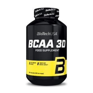 BCAA 3D (180 капс)