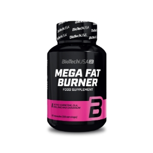 BioTech USA Mega Fat Burner (90 caps)