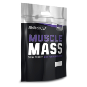BioTech USA Muscle Mass 4000 g