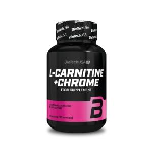L-Carnitine + Chrome (60 капс)
