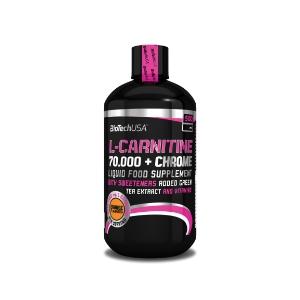 L-carnitine 70.000 + Chrome (500 мл)