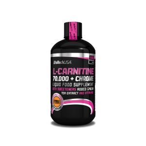 L-carnitine 70.000 + Chrome (500 мл)