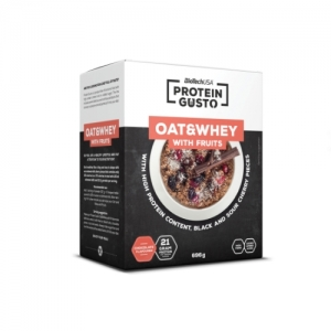 Oat & whey with fruits (696g)