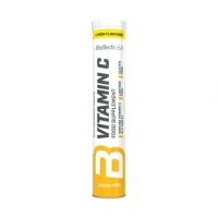 Vitamin C effervescent tablets (20 tabl)