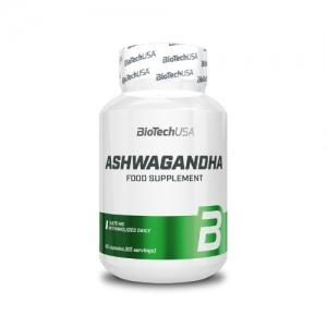 Ashwagandha (60 caps)