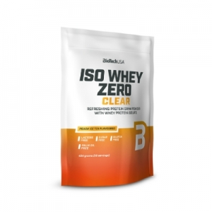 Iso Whey Zero Clear (454g)