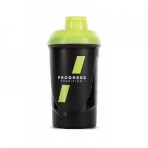 Shaker  black-killer yellow (600 ml)
