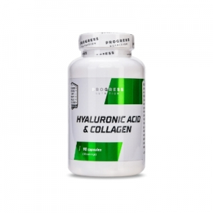 Hyaluronic acid & collagen (90 caps)