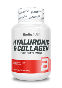 Hyaluronic Collagen (100 капс)