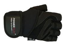 Перчатки для фитнеса PowerPlay 1063 E black мужские