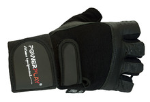 Перчатки для фитнеса PowerPlay 1073 black мужские