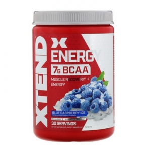 Scivation Xtend Energy BCAAs Powder (348 гр)