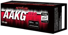 ActivLab AAKG 1000 120 caps