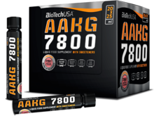 BioTech USA AAKG 7800 25 ml