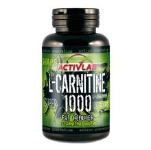 Activlab L-carnitine 1000 30 caps
