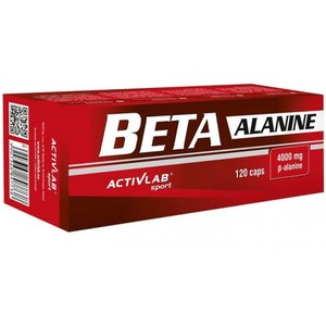 Beta-Alanine (120 капс)