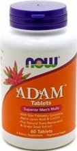 Now Foods Adam Superior Men's Multi 60 tabs