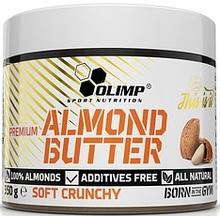 Olimp Almond Butter Soft Crunchy 350 g