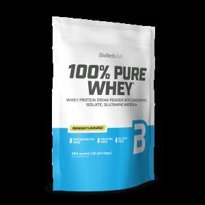 100% Pure Whey Lactose Free (454 гр)