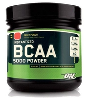 Optimum Nutrition BCAA 5000 Powder 380g