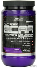 Ultimate Nutrition BCAA 12000 Powder Flavored 457 g