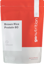 GoNutrition Brown Rice Protein 80 500g
