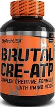 BioTech Brutal CRE-ATP 120 caps
