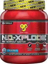 BSN N.O-Xplode 3.3 555 g  (Без кофеина)
