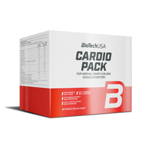 Cardio Pack (30 pack)