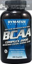 Dymatize Nutrition BCAA Complex 2200 400 caps