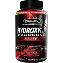 MuscleTech Hydroxycut Hardcore Elite 120 caps
