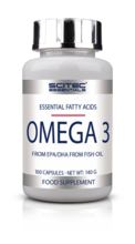 Scitec Essentials Omega 3 100 caps