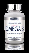 Scitec Essentials Omega 3 100 caps