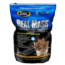 Gaspari Nutrition Real Mass 5400 g