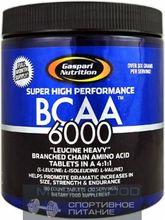 Gaspari Nutrition BCAA 6000 180 tab