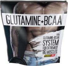 Power Pro BCAA+ Glutamine 500 g