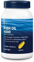 GNC Fish Oil 90 caps