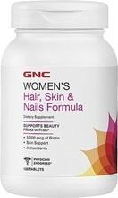 GNC Hair, Skin, & Nails Formula 120 caps