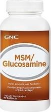 GNC MSM/Glucosamine 90 caps