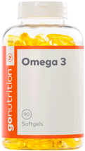 GoNutrition Omega 3 180 caps
