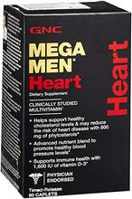 GNC Mega Men Heart 90 tabs