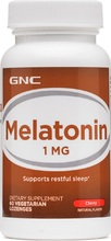 GNC Melatonin 1 60 tables