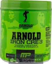 MusclePharm Arnold Iron Cre3 126 g