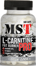 MST Pharm L-Carnitine PRO with Yohimbine 100 caps