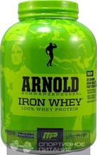 MusclePharm Arnold Iron Whey 2270 g