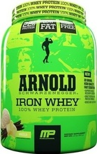 MusclePharm Arnold Iron Whey 680 g