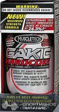 MuscleTech Gakic Hardcore 128 caps
