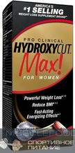 MuscleTech, Hydroxycut Max for Women 120 caps