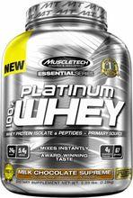 MuscleTech Platinum Whey 2.28 kg